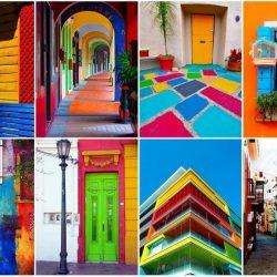 Цветовые сочетания в помещении.