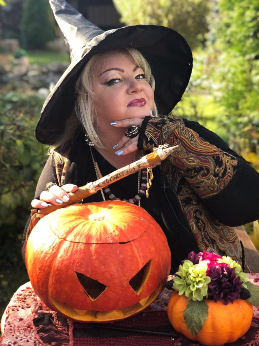 Волшебный Хеллоуин