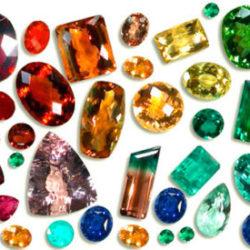 Роскошь и разнообразие колец с натуральными камнями