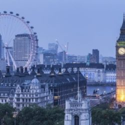 Лондон – город мечты